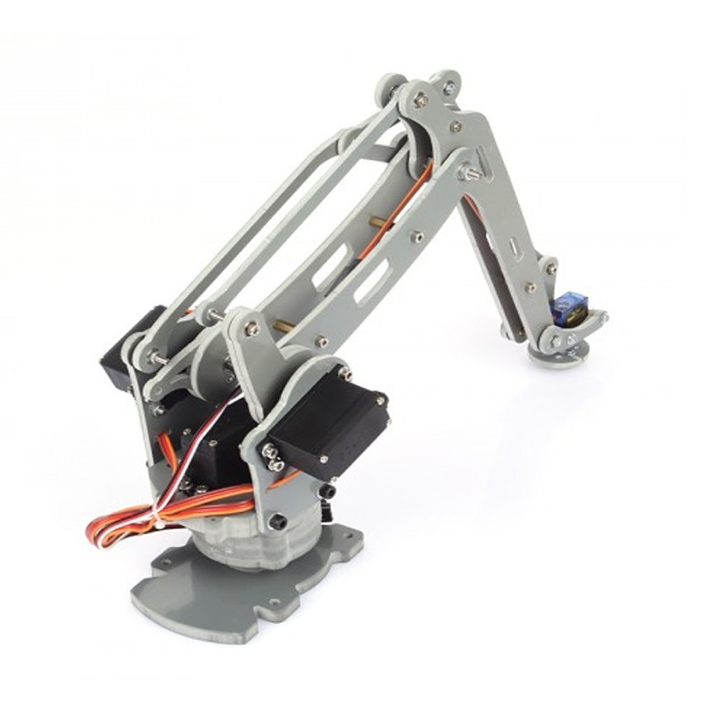 irb460 4-Axis Industrial Robot DIY Control Palletizing Robot Arm Model for Arduino UNO MEGA2560 with Power Supply + Controller