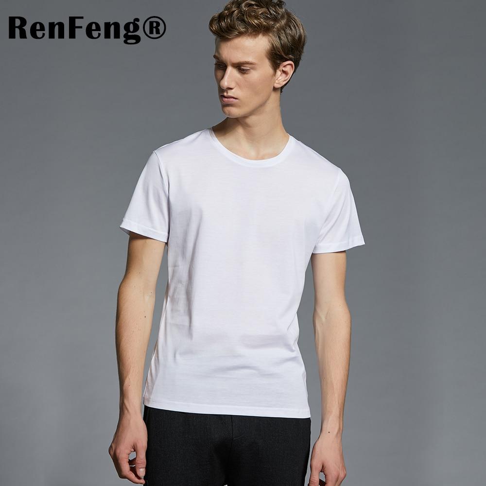 Men's Ice Silk Undershirts tshirt Compression Singlet Underwear Breathable Man Vest Bottoming shirts Men Camiseta Masculina (8)