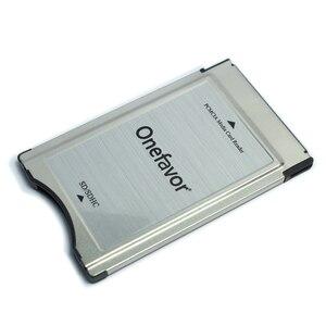 Image 2 - Alta qualidade!! Leitor de cartão do adaptador de cartão do sd onefavor pcmcia para a memória mp3 do benz de mercedes