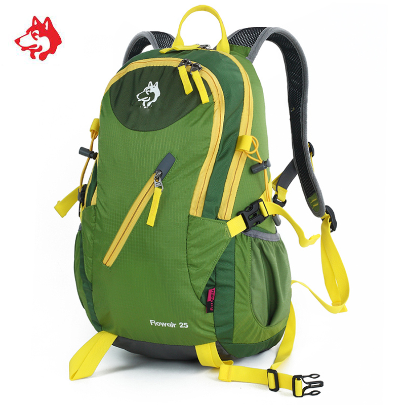 High Quality 25L Nylon Sports Outdoor Hiking Bag Backpacks For Camping Traveling Climbing Bags Ultralight Backpack Rucksack ocallion ultralight mountain bike backpack race cycling backpacks rucksack outdoor sports bag for running biking climbing 15l