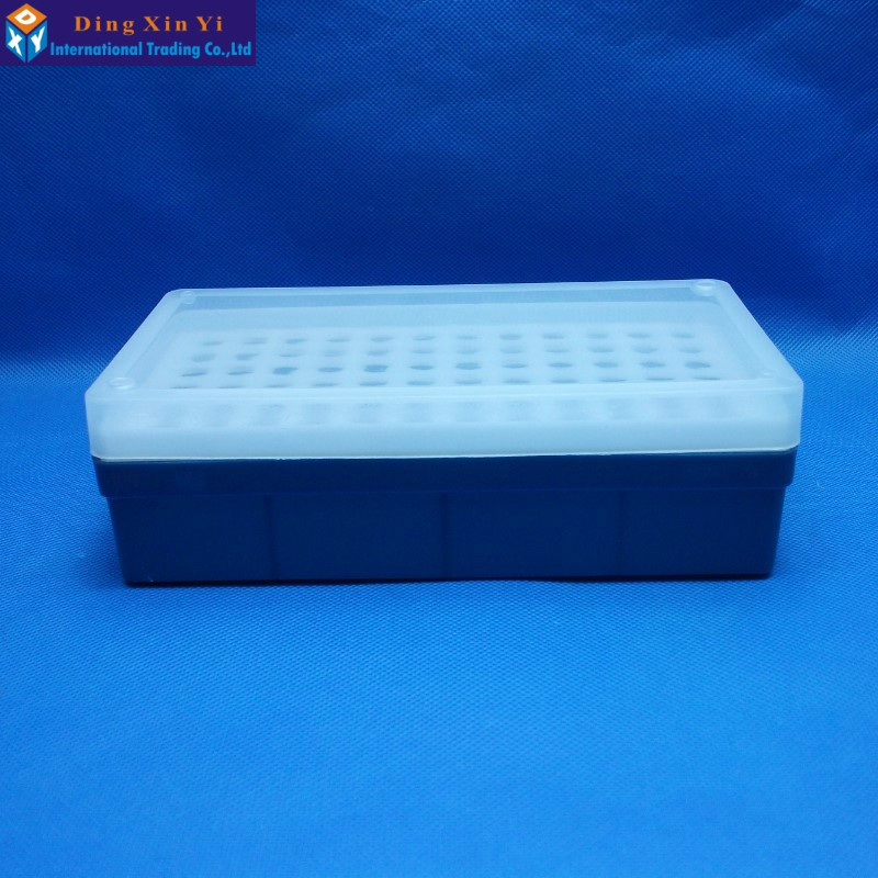 1PC 0.5ML/72vents Plastic box for Centrifuge Tubes with cover 72 holes--Free shipping1PC 0.5ML/72vents Plastic box for Centrifuge Tubes with cover 72 holes--Free shipping
