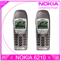 6210 Refurbished Original Nokia 6210 Mobile Cell Phone 2G GSM 900/1800 Unlocked Cellphone