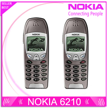 6210 Refurbished Nokia 6210 Mobile Handy 2G GSM 900/1800 Entsperrt Handy