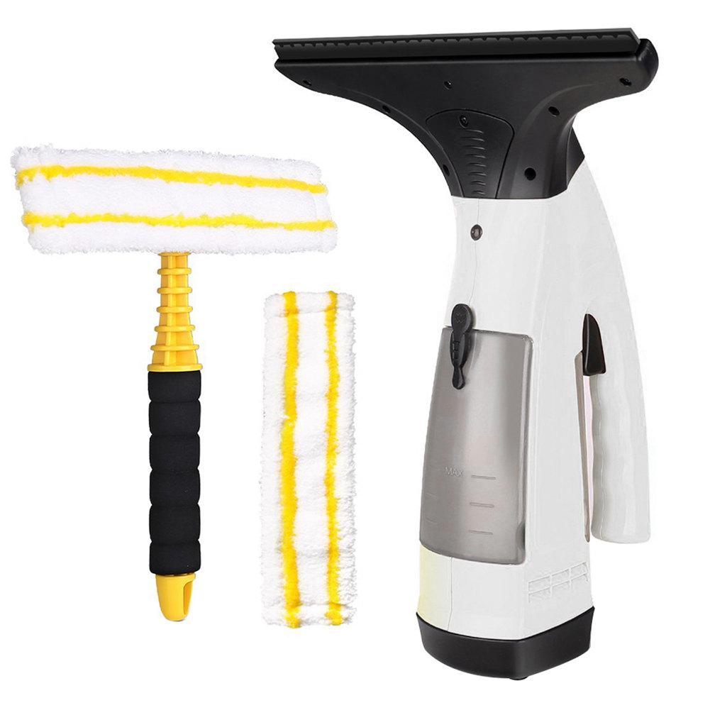 Próżniowe domu płyn do szyb bezprzewodowy akumulator narzędzie do czyszczenia szkła zestaw ręczny wycieraczki automatyczne wielofunkcyjne płyn do szyb