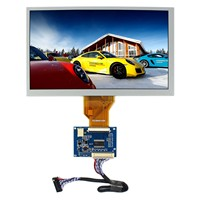 8 zoll tft AT080TN64 800x480 LVDS-TTL Tcon bord 8inch lcd panel mit LVDS interface