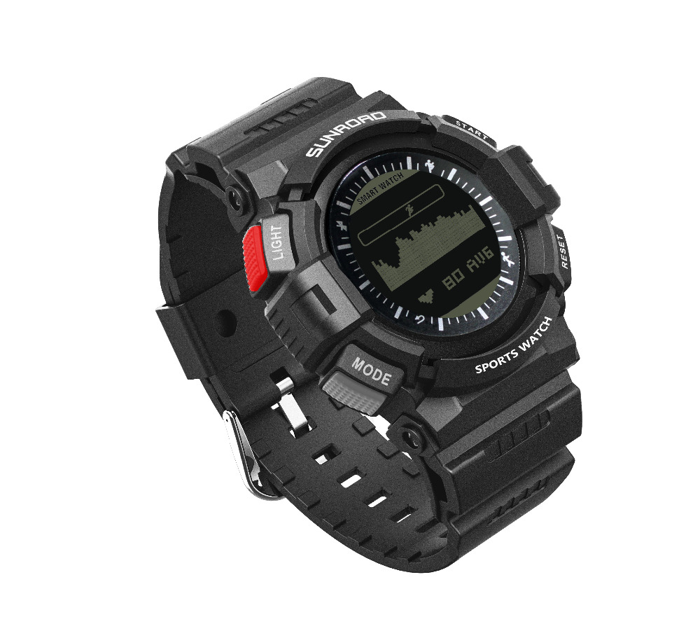 SUNROAD Heart Rate Monitor Watch FR9211B Fitness Tracker Bluetooth Call Reminder Waterproof Saat Watches Relogio Masculino wireless service call bell system popular in restaurant ce passed 433 92mhz full equipment watch pager 1 watch 7 call button