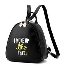 Новый 2016 рюкзак MS мода досуга рюкзак прилив личность вышивка женщин сумки