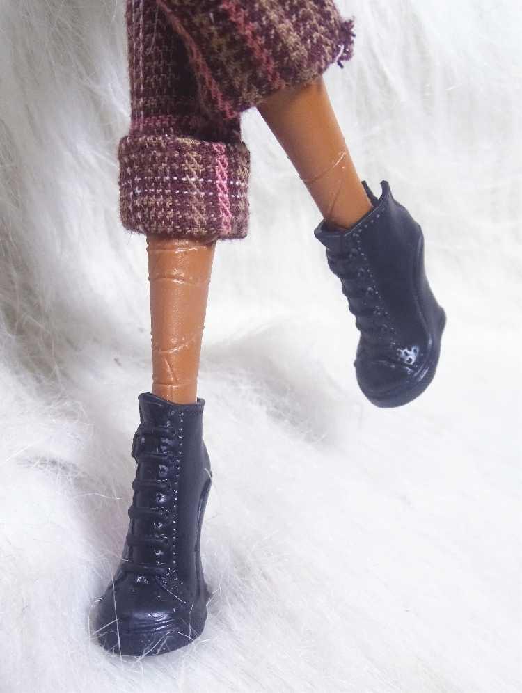 חדש בובת אביזרי אופנה בובת נעליים עקב גבוהה סנדלי sneaker נעלי מפלצת גבוהה בובת 1/6, ילדי ילדי צעצועי בנות מתנה