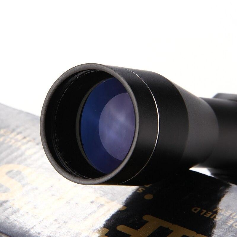 Gun Riflescope 4x32 Richtkijker Richtkruis Glasvezel Sight Scope - Jacht - Foto 4