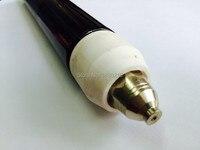 P80 Plasma Cutting Torch 0 Degree Machine Use Torch Head Plasma Torch Cutting Torch Body Black