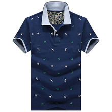 2017 new arrival  short sleeves Men's fashion Polo shirts men high quality Polo Shirts Men's 100% cotton short sleeves shirt