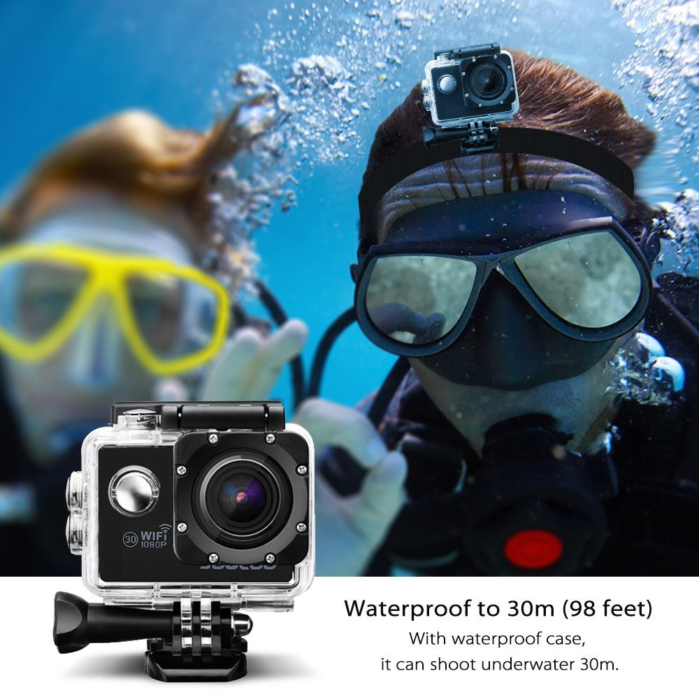 SOOCOO C10S Sports Action Camera (4)