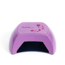 New 48W UV LED Lamp Nail Dryer For All Types Of Gel Nails LED+CCFL Violet Light Machine Curing With Timer Setting