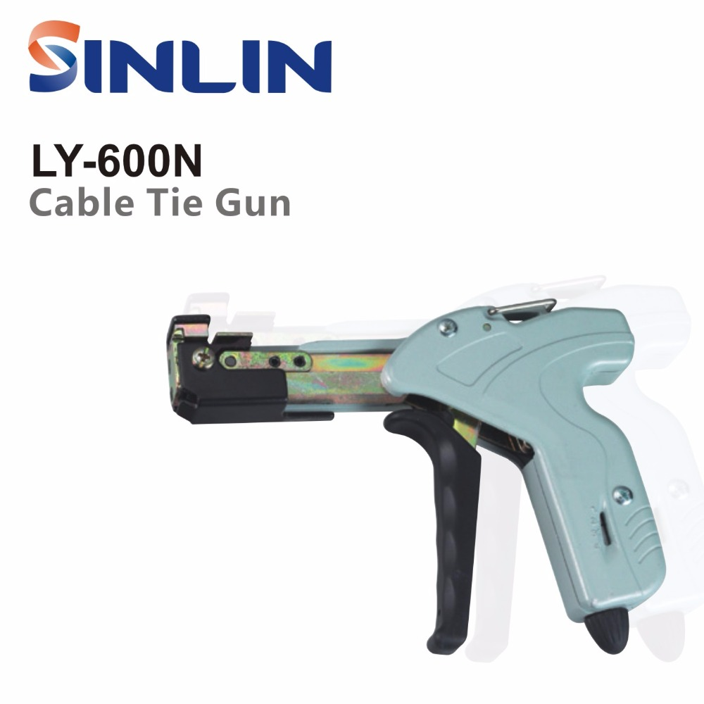 Cable Tie Run LY-600N Cable Tie Fastening Tool Cable Tie Shackle Tools 0.3-7.9mm Cable tie tools 10piece 100% new tps54318rtet tps54318 54318 qfn chipset