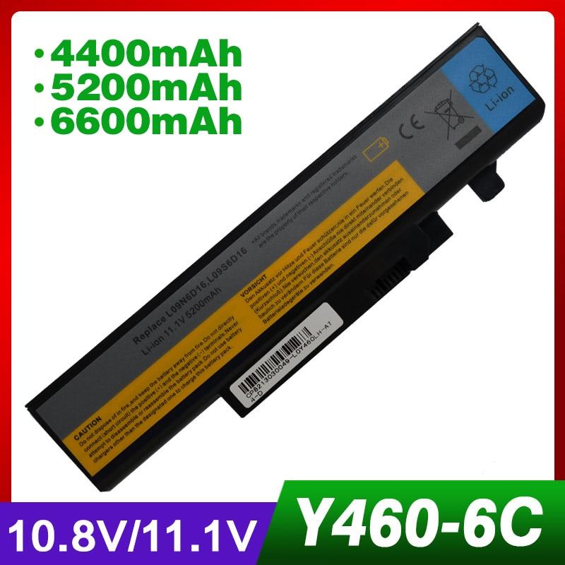 11.1 V Batterij Voor Lenovo Ideapad L10s6y01 B560 Y560 Y460c Y460n Y560a Y560p 57y6440 V560 Y460 Y460p Y560 Y460a Y460at Modieuze Patronen
