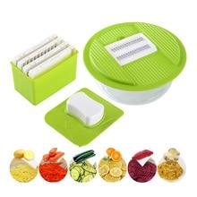 Manual Vegetable Cutter Graters Fruit Mandoline Slicer Shredders Chopper Peelers Kitchen Gadgets Tools Accessories Supplies