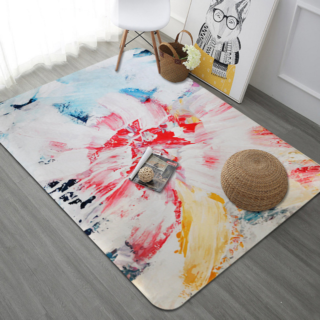 Household Decor Carpets For Living Room Study Room large Area Carpet  Bedroom Bedside Soft Rugs Sofa Coffee Table Floor Mat