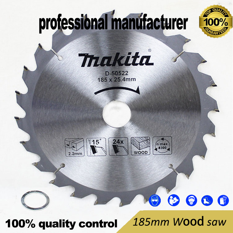 Circular Tct 24teeth Wood Saw Blade For Markita Tool For Wood Pvc Pipe Working From Professional Company At Good Price
