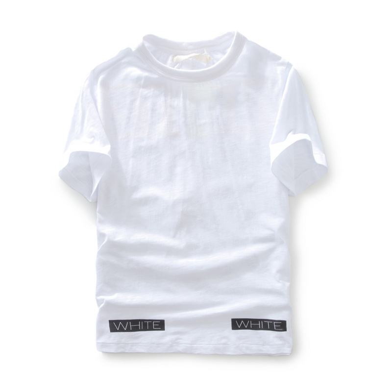 Aliexpress.com : Buy Off White ow 16ss brand clothing black matte ...