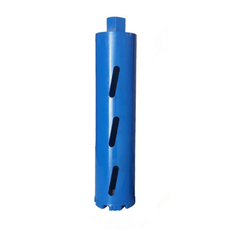 Professional Diamond Bit Concrete Perforator Core Drill For Installation For Air conditioner Water Supply And Drainage Drilling mx diamond dry drill bit hole hammer drill hood air conditioning concrete wall perforator drilling hole opener drill bit tools