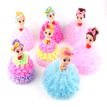 18cm Luminous  Doll Colorful LED Glowing Children Toys for Girl Kidz Birthday Gift Wedding Christmas Light Up