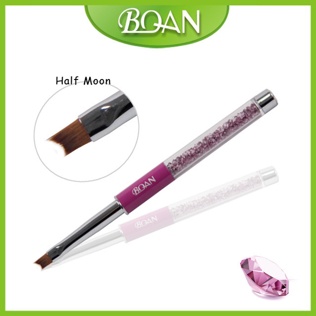 1 Piece Bqan Brand Rhinestone Professional Smile Nails Beauty Nail