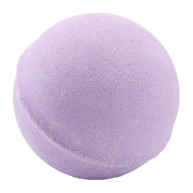 Pequeño 10g baño sal bola Spa sal cuerpo de sal aceite esencial cuerpo piel blanqueamiento facilidad Relax alivio del estrés Natural burbuja de ducha bombas