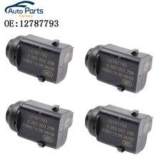 цена на 4 PCS PDC Parking Sensor For Opel For Saab 9-3 Vectra C Vauxhall Astra For Zafira 12787793 0263003208 0263003172