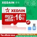 XEDAIN8 tf карта Карта Micro Sd карты памяти 8 ГБ 16 ГБ 32 ГБ 64 ГБ класс 10 microsd mini sd карты сотовый телефон tablet адаптер High speed