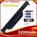 Аккумулятор для ноутбука asus X75A X75V X75VD X45VD X45V X45U X45C X45A U57VM U57A X55U X55C X55A A32-K55 X55V X55VD
