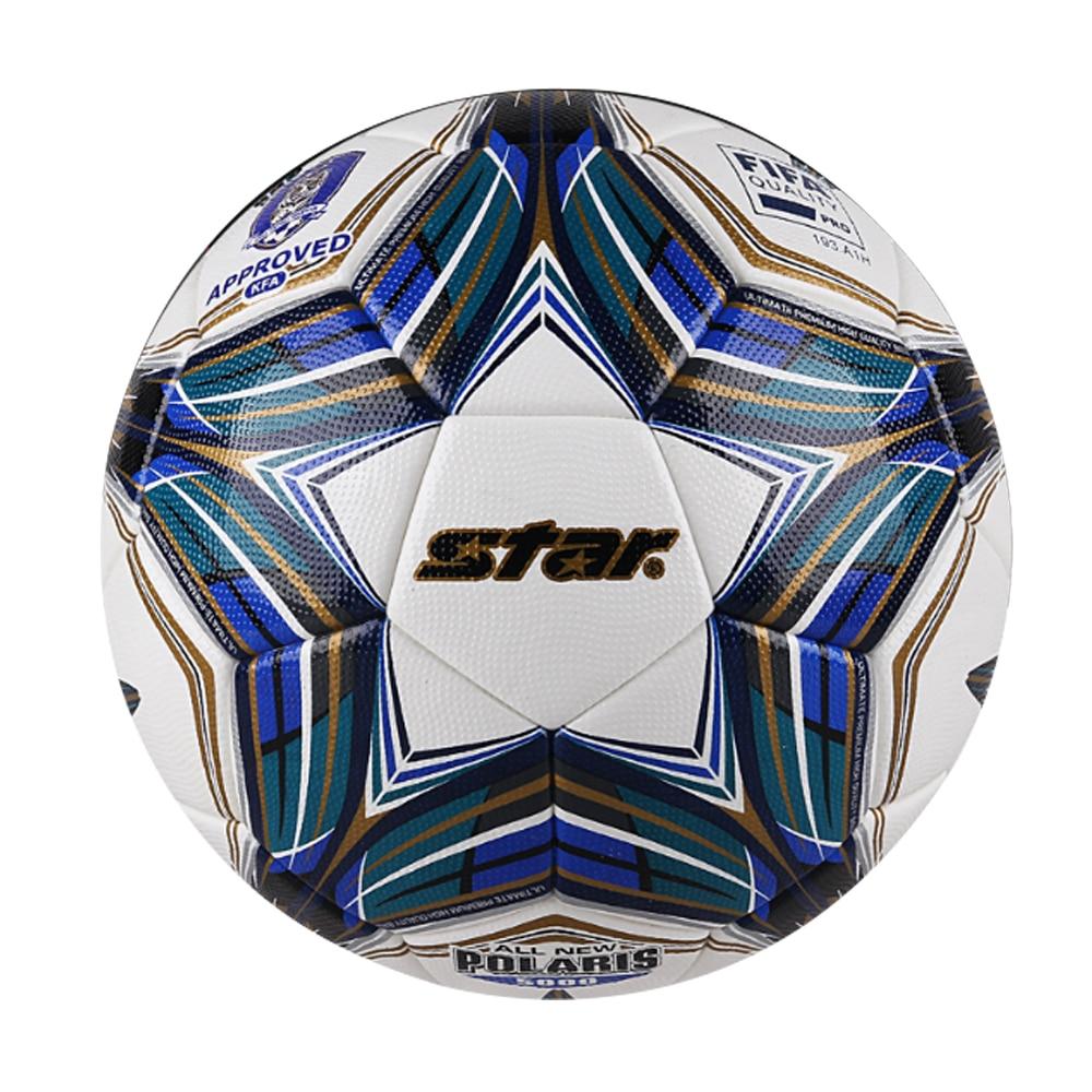 Original Star SB105F High Quality Standard Soccer Ball Training Balls soccer Official Size 5 Super Fibre Soccer Ball soccer counts