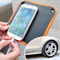 Водонепроницаемый противопожарные 8 Светодиодные 5600 мАч Солнечной Энергии Банк Внешняя Батарея Зарядное Устройство Для Huawei Sony HTC LG Nokia VHG50 T0.41