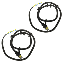 BYGD 2PCS New Multifit ABS Wheel Speed Sensor Wire Harness Plug Pigtail 10340314 for Cadillac Chevrolet_220x220 compare prices on speed sensor harness online shopping buy low  at edmiracle.co