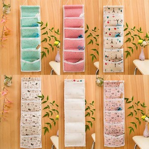 Wall Mounted Cotton Linen Wall