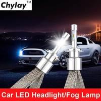 Auto Light 80w Pair Car LED H7 H1 H3 H4 9005 HB3 9006 HB4 H11 H9