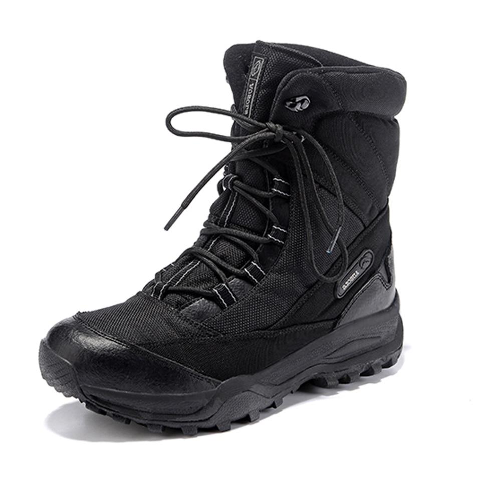 Hot Newest Keep Warm Men Winter font b Boots b font High Quality pu Leather font