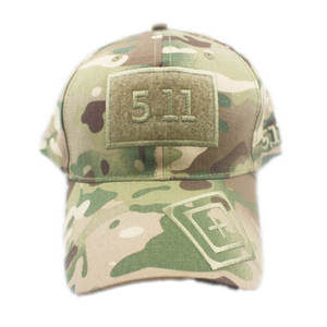 0665e16c9f56f LanLoJer Camouflage Baseball Cap Tactical Army Trucker Hat