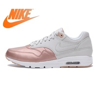 Original NIKE WMNS AIR MAX 1 ULTRA SE Low Women's Running Shoes Breathable Sneakers Sports Outdoor Comfortable Durable 861711