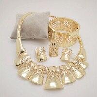المملكة ma الجملة مجموعات المجوهرات دبي لون الذهب والمجوهرات مطلي الأزياء النيجيري الخرز الزفاف الأفريقي مجوهرات مجموعة كبيرة زي