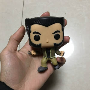 Funko Action-Figure Wolverine X-Men Model-Toy Collectible Cheap Original No Imperfect