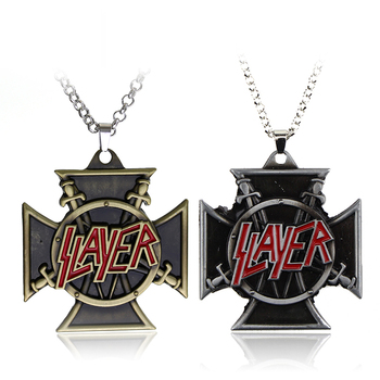 American Speed Metal Band SLAYER Necklace