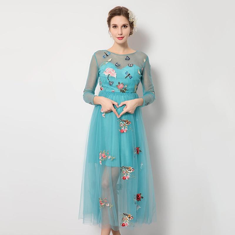 Melario для беременных Платья лето 2018 фирменное платье принцессы бабочка вышивка мода Дизайн Женская одежда для беременных платье