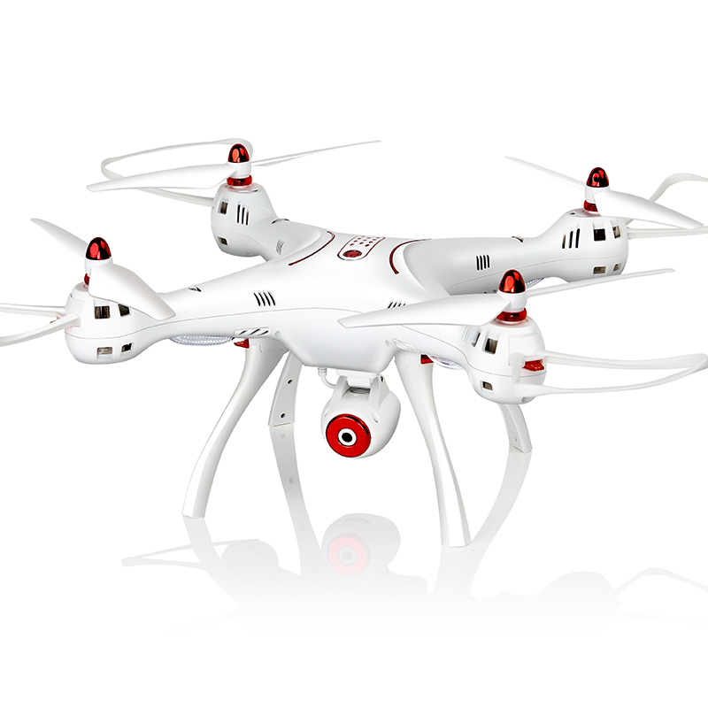 Syma X8sw Rc Drone With Fpv Wifi Camera Hd Professional 6 Axis Real