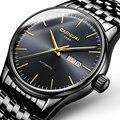 Швейцарские роскошные мужские часы  карнавальные брендовые часы  мужские автоматические механические часы  светящиеся часы  Sapphire C-8612G-3