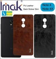 Imak BelleArti Back Body Sticker Skin For Xiaomi Redmi Note 4X Note 4 Decal Protective Cover