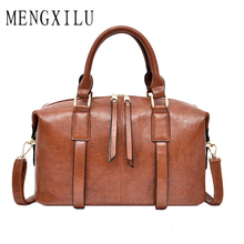Bags for Women 2019 Vintage Women Handbags Large Capacity PU Leather Totes Bag Top-handle Female Over Shoulder Bag Ladies Bags