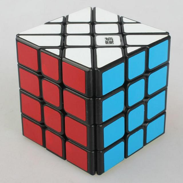 Yongjun Moyu AoSu 4x4x4 Louco Fisher Yileng Skew Magic Cube Enigma Velocidade Cubo Magico Educacional Crianças brinquedos