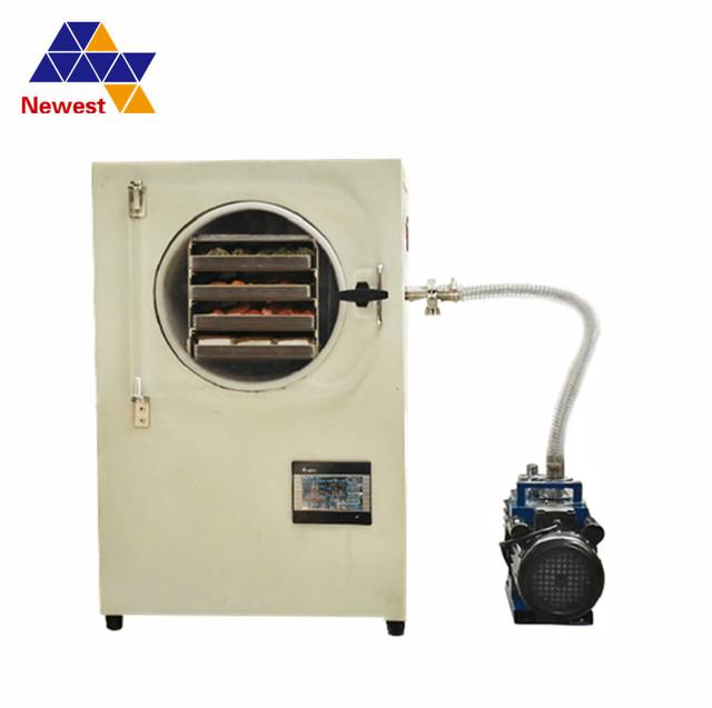 US $3350 0 |CE approved coffee freeze drying equipment ,commercial freeze  drying machine ,vacuum freeze dryer ,freeze drying equipment price-in Food