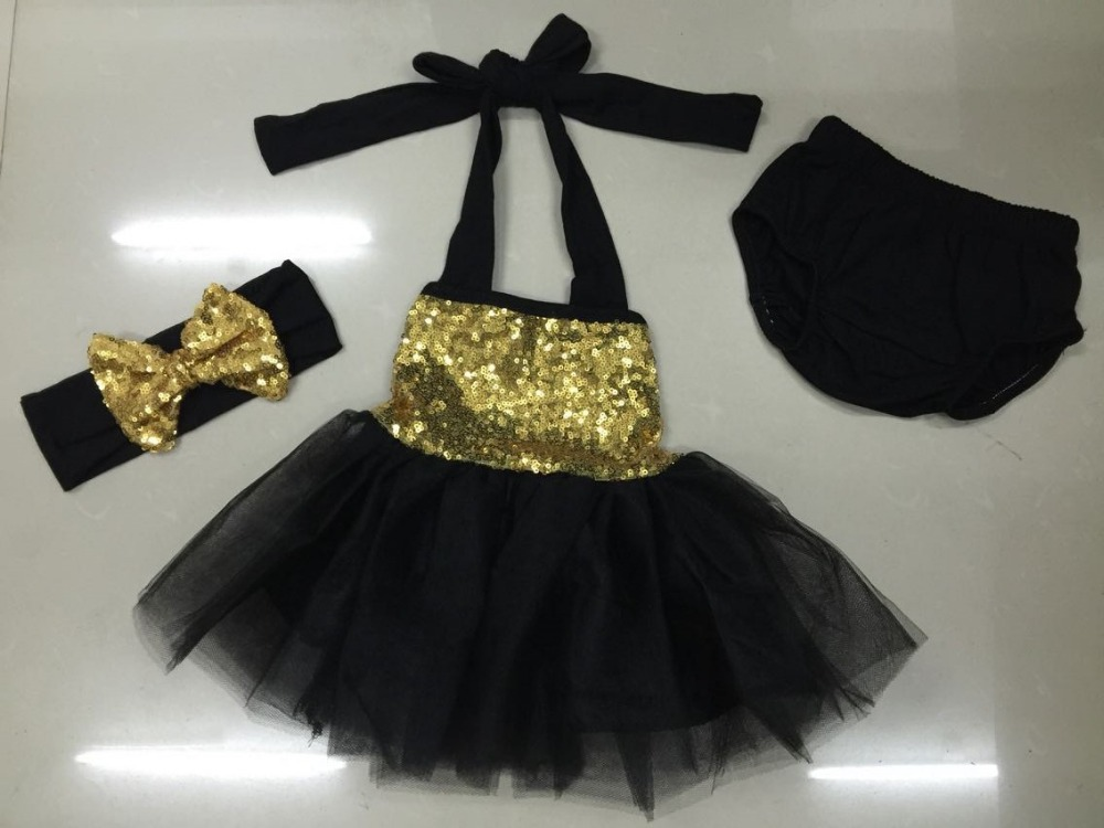 4f22e8165a8e Pink Sequined Glitter Tulle Princess Girl Toddler Baby Dress