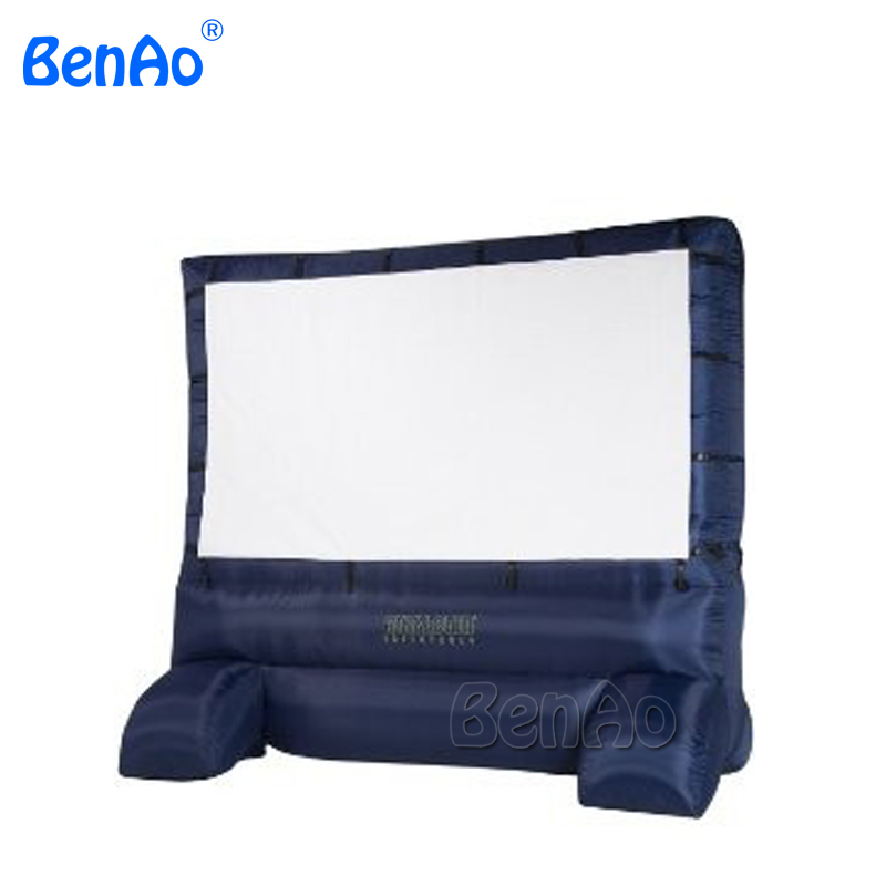 M009 Free shipping Hot selling  Small Inflatable Movie screen/inflatable screen projector/outdoor cinema inflatable screen full pvc inflatable movie screen giant outdoor inflatable movie screen